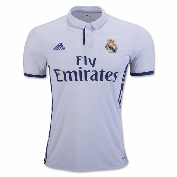 Playera Jersey Real Madrid 16 17 + Short De Regalo -   410.00 en ... c098e31418168