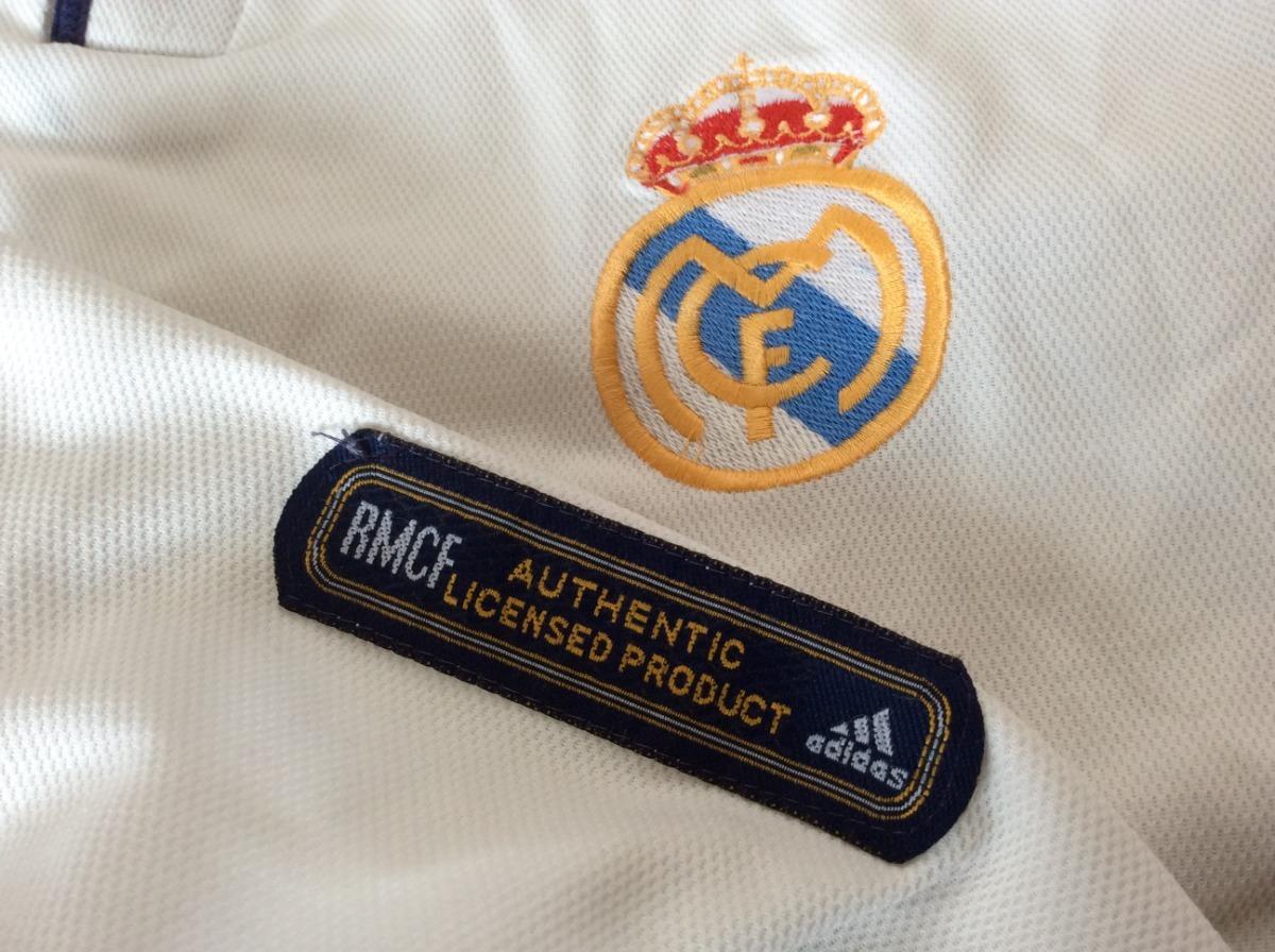 578a6899a6d Cargando zoom... jersey real madrid local temporada 2000-2001 adidas ...