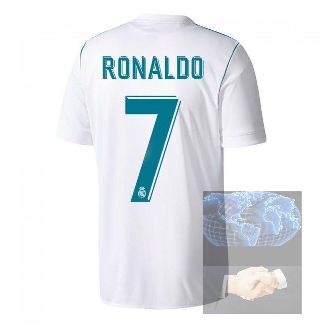 7e03096909d57 real madrid jersey · jersey real madrid blanca adidas local nueva 2018  playera