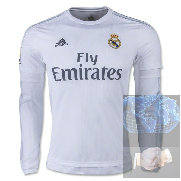 5448462f558a9 Jersey  7 Real Madrid Azul Visita 2016 adidas Nueva Playera ...