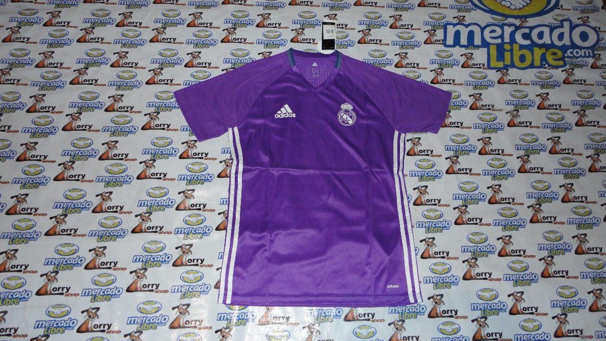 07824773a49c0 Playera Jersey Real Madrid adidas Adizero De Entrenamiento ...