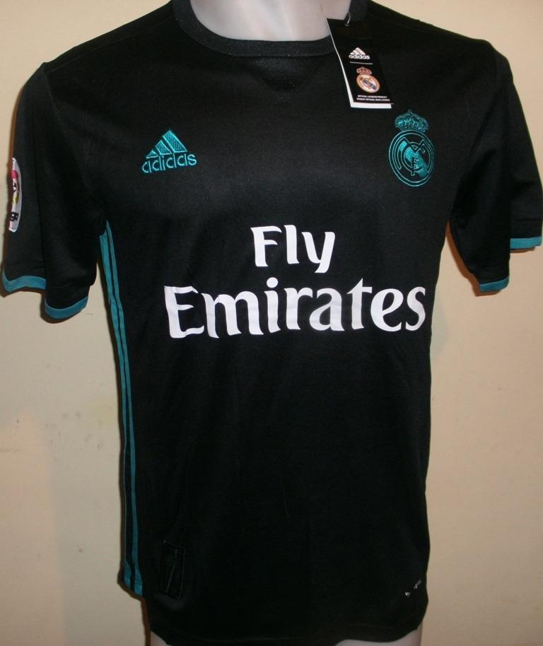 Real Madrid Suplente 2018 Oficial Unica Oferta -   999 89a3c1edd208f