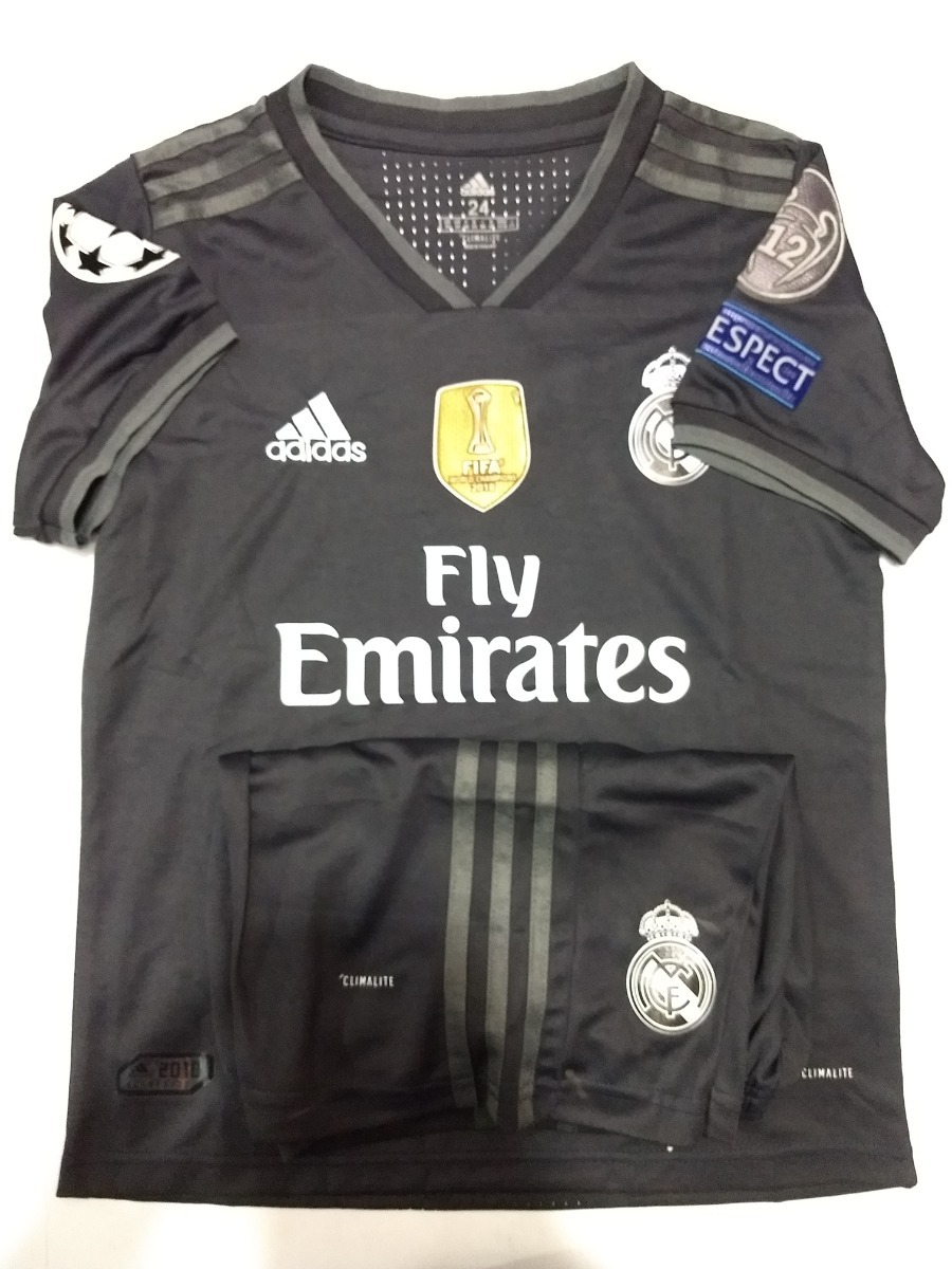 d3f2c57d5518e Real Madrid Uniforme Niño 2018-2019 -   549.00 en Mercado Libre
