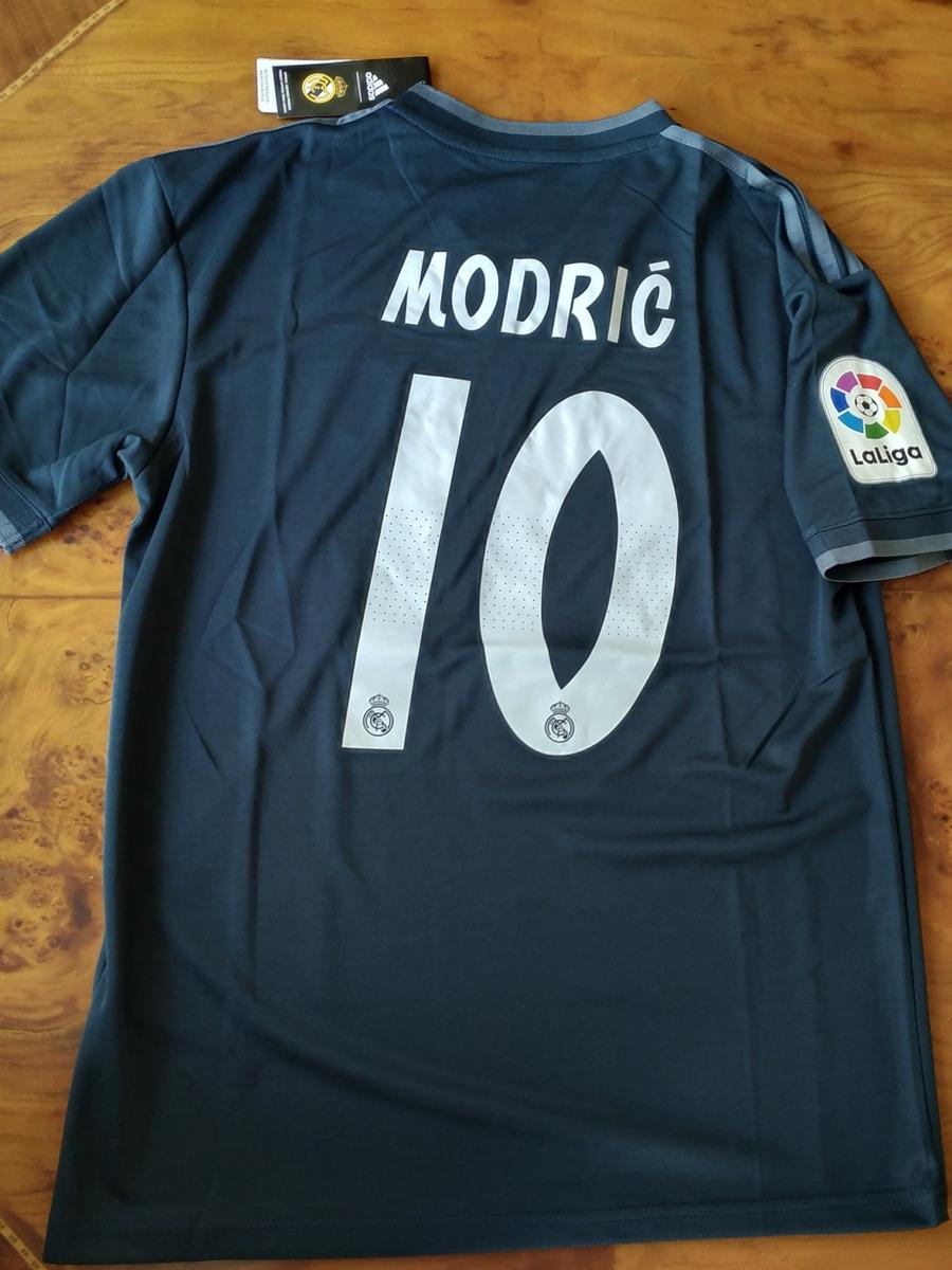 ace7a5f8d03 Real Madrid Visitante Modric  10 2019 -   600.00 en Mercado Libre