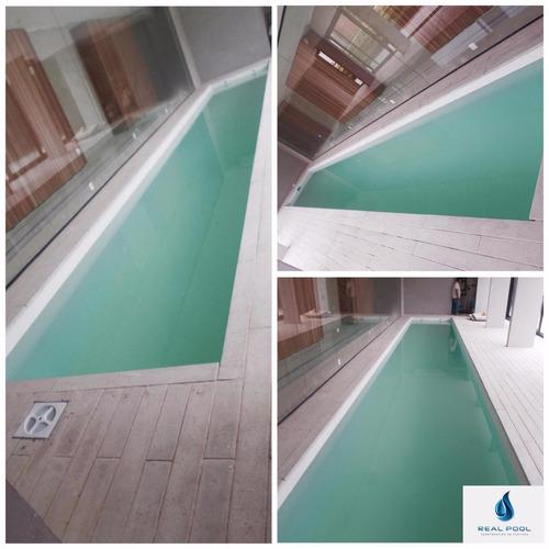 real pool - construcción de piscinas de hormigon