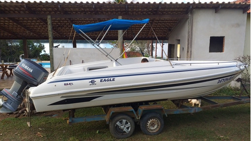 real power boats eagle 202 yamaha