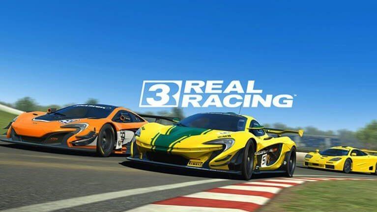 Resultado de imagem para REAL RACING 3