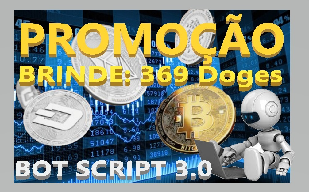 Realbot E + 100% Para Freebitcoin E 999dice Brinde:369doges