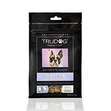 reales de carne orgánica trata de perro - treat me liofili