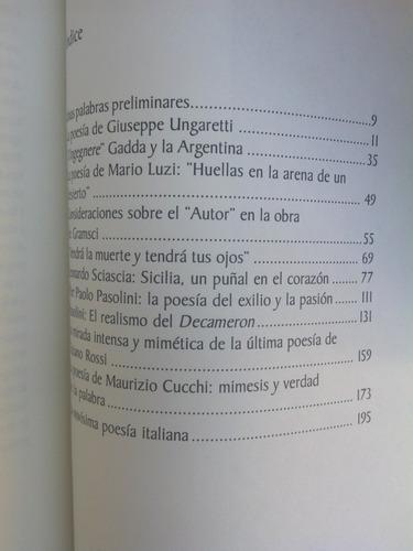 realidad en la palabra escritores italianos siglo xx nicotra