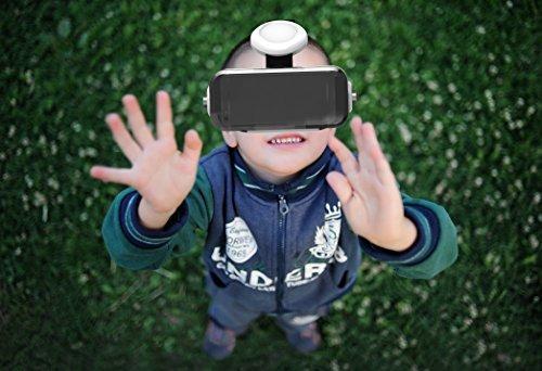 Realidad Virtual 3d Vr Glasses Auriculares Juegos Realidad V