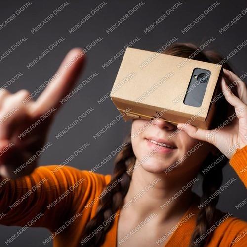 realidad virtual lentes