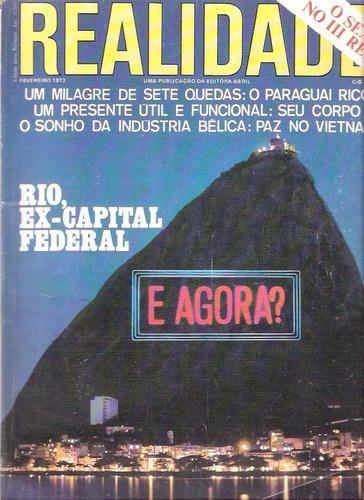 realidade 83 - 1973 - ed.abril