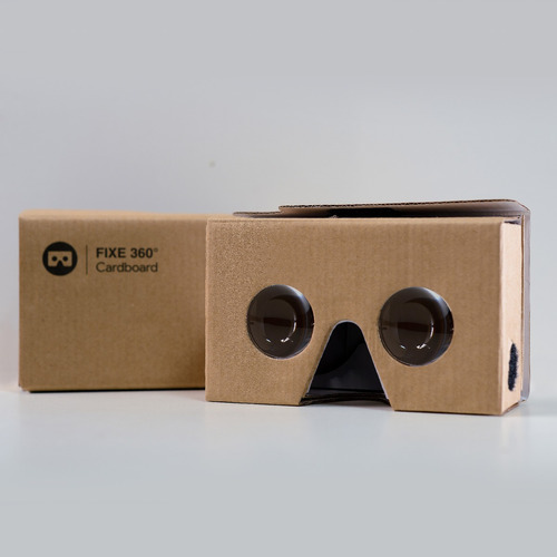 realidade virtual google óculos
