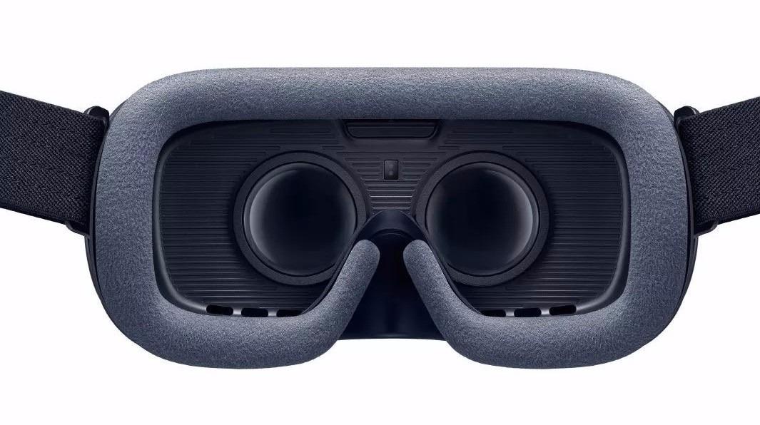 89f28ed23bb32 Óculos Realidade Virtual 360 Samsung Gear Vr Sm-r323 2017 - R  197 ...