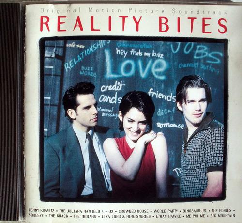 reality bites - soundtrack - cd imp. usa