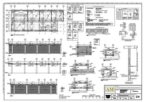 realización de planos 3d/2d - interiores y exteriores