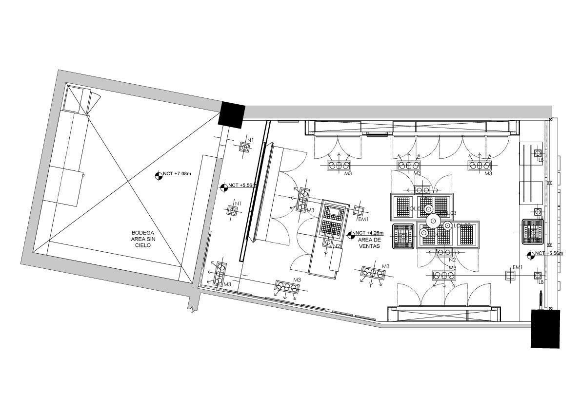 Realización Planos Casas Locales Oficinas Dibujo Tecnico 400
