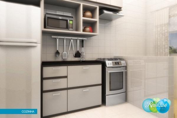 realizza residencial planos minha casa minha vida consulte! - 618