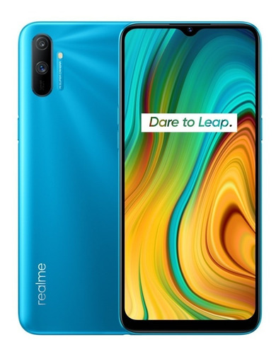realme c3 64gb - intelec