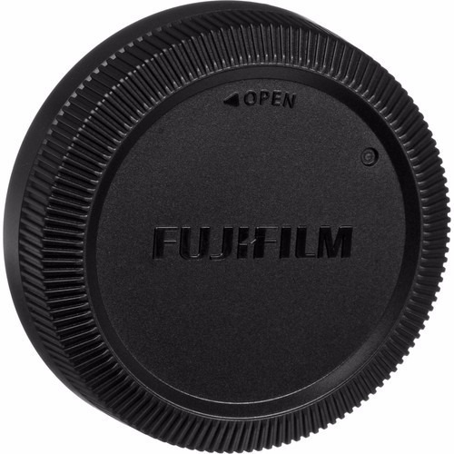 rear lens cap rlcp - tapa protectora lentes fujifilm
