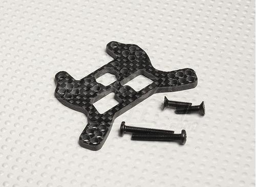 rear shock tower -fibra de carbbono- 30941 1/16 turnigy