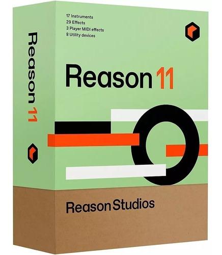 reason studio 11 distribuidor oficial - cuotas