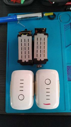 reativação e conserto bateria dji phantom mavic spark ronin