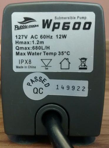 reator de bio pellets bubble magus bp-100