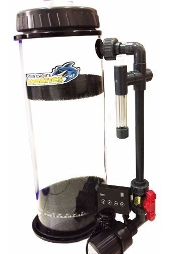 reator de cálcio your choice aquatics cr-140 wp - 1000 l/h