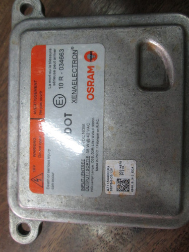 reator do xenon range rover evoque - tag cursino