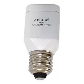 Reator Lâmpada Fluorescente 7 E 9w 2 Pinos E-27 Xelux