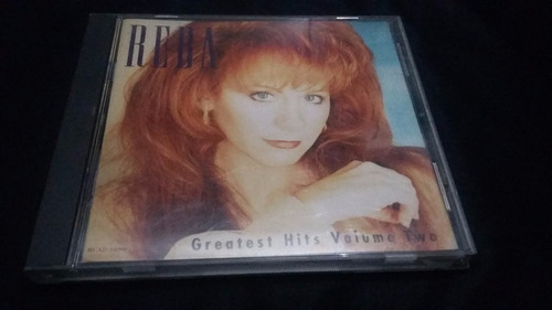 reba mcentire greatest hits volume two cd musica country