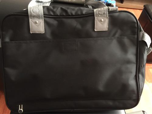 rebaja x 01 día de segunda mano maletín para laptop benetton