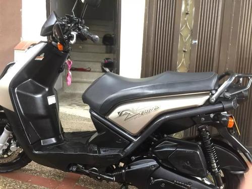 *rebajada* - yamaha bws motard - excelente en medellin