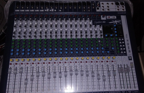 rebajado equipo de sonido jbl y mixer soundcraft