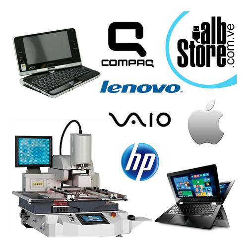 reballing laptop amd ati nvidia apple hp toshiba dell acer