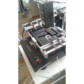 Reballing Maquina Estação Retrabalho Ar Bga Ht R590 Usada