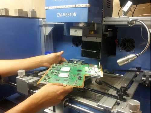reballing profesional en nitrógeno /laptop/ps3 /ps4/mac/xbox
