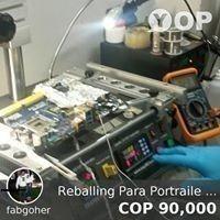 reballing profesional laptop, mac reparación y mantenimiento