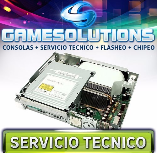reballing reparacion ps3 ps4 xbox flasheo 3ds rgh wii psp