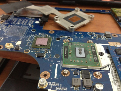 reballing, servicio tecnico notebook de todas las marcas.