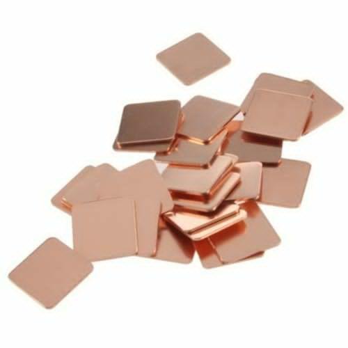reballing thermal pads de cobre 0.5 y 0.3 mm lo mejor
