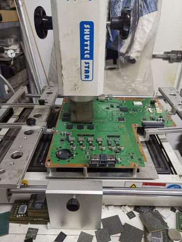 reballing,reparación lap top, ps4,xbox one,360 y controles