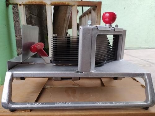 rebanador de jitomate lincoln p/ cocina industrial cuchillas
