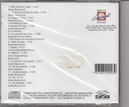 rebanhão - enquanto é dia - cd - gospel - raridade