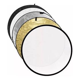 Rebatedor Fotográfico Circular 5x1 60 Com Nota Fiscal