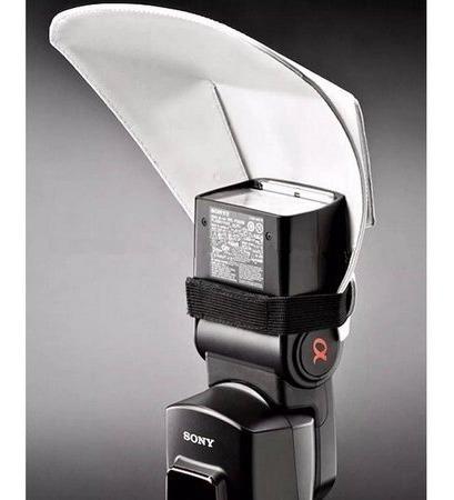 rebatedor para flash