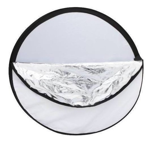 rebatedor  refletor difusorcircular 5 em 1 de 60cm foto