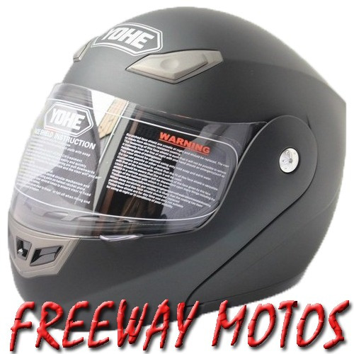 rebatible motos casco